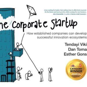 Corporate startup boek